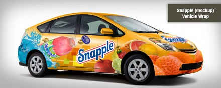 Snapple (Mockup)