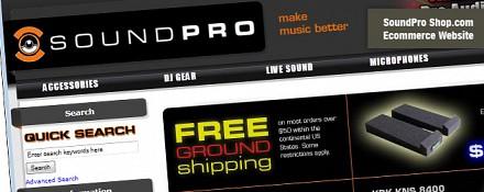SoundProShop.com
