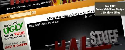 HAL-Stuff Website