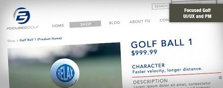 Focused Golf